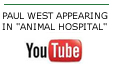 Paul West on Animal Hospital